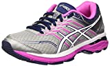 Asics Gt-2000 5, Women's Running shoes, Grey (Midgrey/White/Pink Glow), 7 UK (40.5 EU)