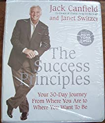 The Success Principles 30-Day Audio Course (6 CDs) [Audio CD]