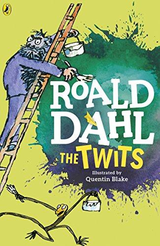 The Twits: Amazon.es: Roald Dahl, Quentin Blake: Libros en