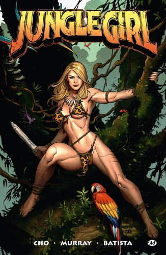 Jungle Girl, tome 1 : Jungle Girl par Cho