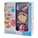 Playgo 6960 - Meine Teegesellschaft, Küchenspielzeug, 17-teilig