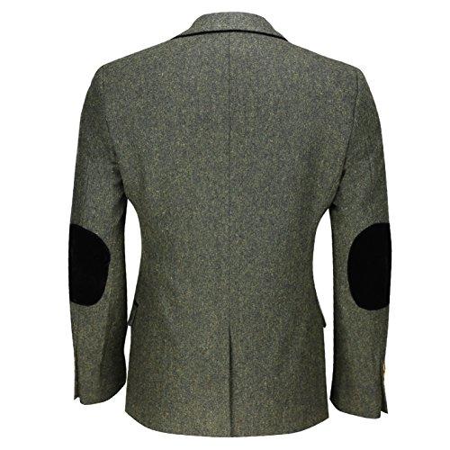 Xposed - Veste de costume - Homme * Taille Unique green