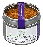 Zauber der Gewürze Thai Curry Gewürz-Mischung in Premium-Qualität - Mild-würziges Pulver - Asiatische Küche - Für Gemüse, Schwein, Geflügel 50 g