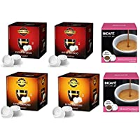 Cápsulas Delta Q®* Compatibles Degustacion 60 Capsulas