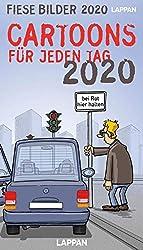 Fiese Bilder Cartoons für jeden Tag 2020