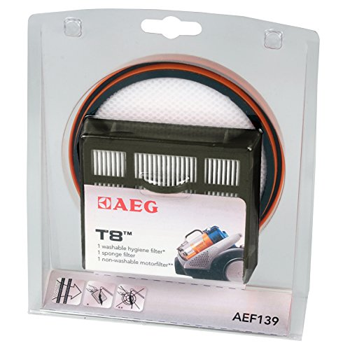 AEG AEF 139 Filter - Set für bagless- Sauger T 8