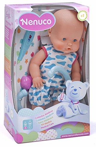 Nenuco - Niño cuidados médicos (Famosa) (700010315)