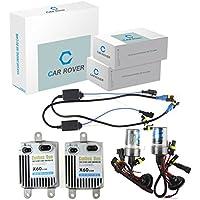 Car Rover® H1 55W Canbus Nessun errore HID kit di conversione del xeno Fast Start con 3 Secondo 80% della luce Full Up 12000K