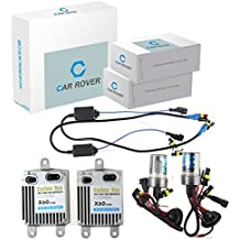 CAR ROVER® H7 55W Canbus No Error HID kit de conversión del xenón Fast Start con 3 Segundo 80% completa Light Up 6000K