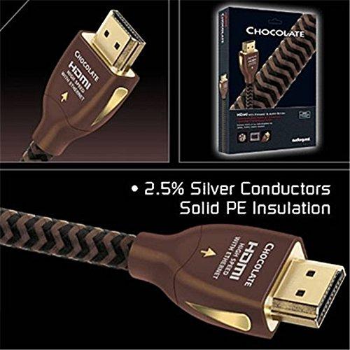 Audioquest Chocolate HDMI Kabel | Länge: 1,0 m (Chocolate Audioquest)