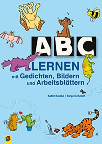 ABC lernen mit Gedichten, Bildern und Arbeitsblättern (Bilder Abc)