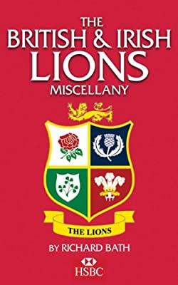 The British & Irish Lions Miscellany from VISION SPORTS PUBLISHING