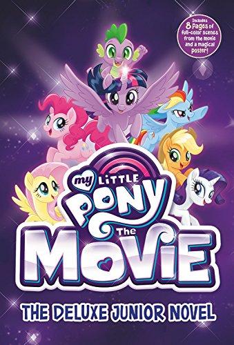 My Little Pony: The Movie: The Deluxe Junior Novel por G. M. Berrow