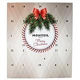 Monteil: Monteil Adventskalender (59 ml)