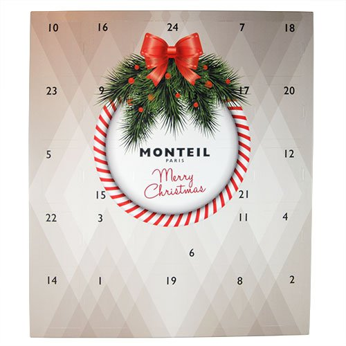 Monteil: Monteil Adventskalender (59 ml)