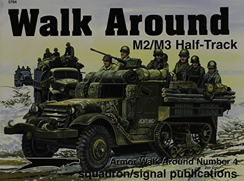 M2/M3 Half-Track - Armor Walk Around No. 4