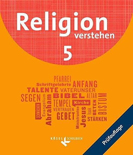 Religion verstehen: 5. Schuljahr - Schülerbuch