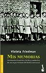 Mis memorias par Friedman