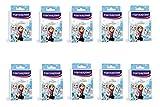 Hansaplast Frozen Kids Cerotti per Bambini, 10 Confezioni da 20 Pezzi