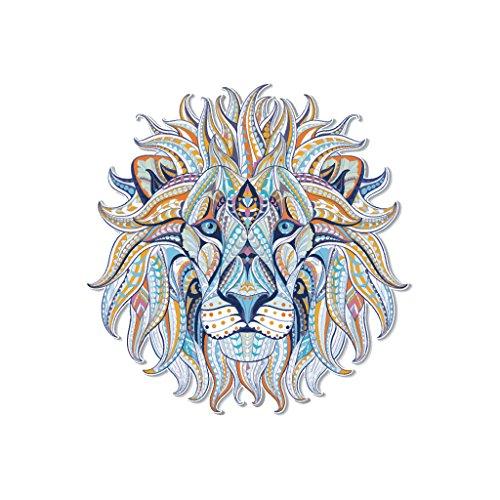 Yanhonin parches ropa bricolaje lovely Lion Animal