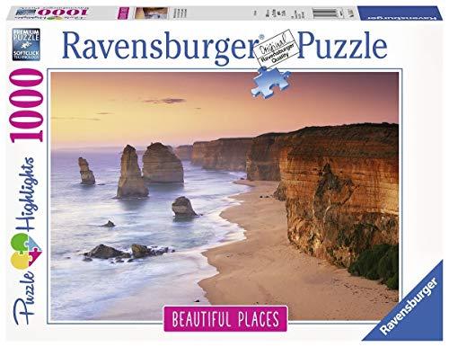 Ravensburger 00.015.154 Puzzle - Rompecabezas (Rompecabezas con Pistas Dibujadas, Paisaje, Niños y Adultos, 14 año(s), 700 mm, 500 mm)