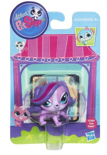 Littlest Pet Shop Get The Pets - #3569 Zoe Trent by Hasbro (Littlest Pet Shop-zoe)