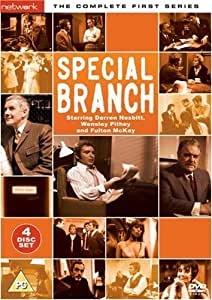 Special Branch - Complete Series 1  [1973] [UK Import]