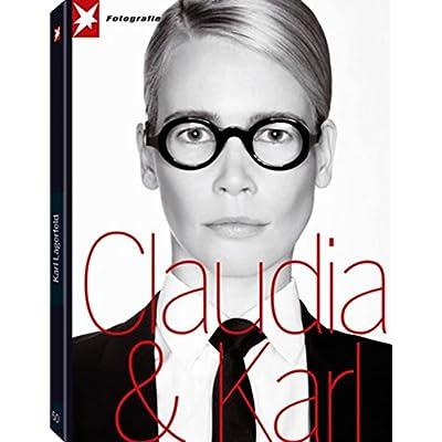 Stern portfolio N60 Karl Lagerfeld - Claudia Schiffer
