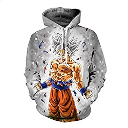 3D Dragon Ball Sudaderas...