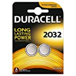 Duracell Specialty Type 2032 Lithium...