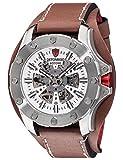 DETOMASO Herren-Armbanduhr Analog Automatik DT2061-B