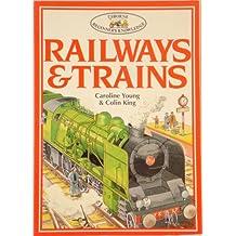 Railways and Trains (Beginner's Knowledge)