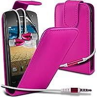 ( Hot Pink ) Blackberry Curve 9380 Premium Stylish Protective