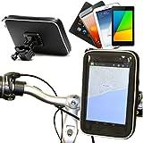 Navitech étui GPS extérieur caoutchouc pour TomTom GO 61 / TomTom Rider 410
