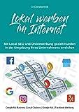 Bringen Sie Ihr Unternehmen in Ihrer Region ganz nach vorn!Die mobile Suche mit dem Smartphone nimmt immer mehr zu. Daher wird die lokale Sichtbarkeit im Netz für KMU & Selbstständige immer wichtiger.Mit Local SEO und Onlinewerbung erreichen Sie ...