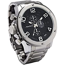 Gavarnie Chronograph Black Stainless Steel?
