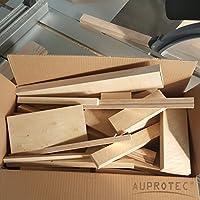 9-10kg saldi di legno compensato tagliato scampoli di pannelli multistrati di betulla
