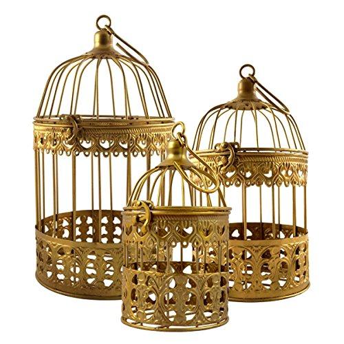 Gold (Gold Vogel Käfig)