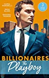 Billionaires: The Playboy: Di Sione's Innocent Conquest / The Di Sione Secret Baby / To Blackmail a Di Sione (Mills & Boon M&B) (English Edition)