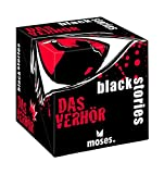 moses. 90016 - Kartenspiel - black stories - Das Verhör