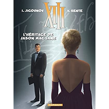 XIII - Ancienne collection - tome 24 - L'Héritage de Jason Mac Lane