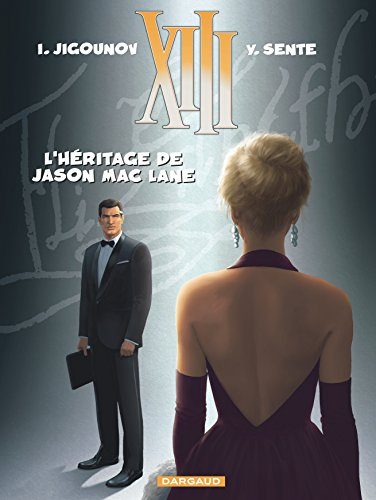 XIII - tome 24 - L'Héritage de Jason Mac Lane par Sente Yves