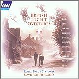 British Light Overtures Volume 1