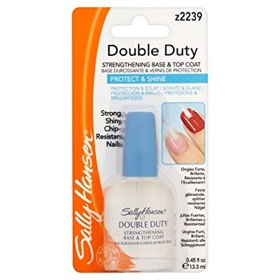 Sally Hansen Double Duty Strengthening Base and Top Coat 13.3ml