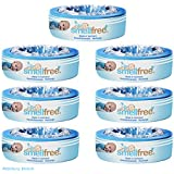 Smellfree Nachfüllkassetten für Angelcare Windeleimer* 6er Pack + 1 GRATIS