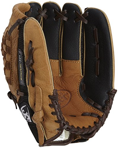 Louisville Slugger 27,9cm FG Genesis Baseball Infielders Handschuhe, unisex, braun