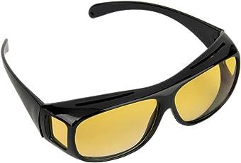 Torque Traders Night Driving Glasses Anti Glare Vision Driver Safety Sunglasses Classic Uv 400 Protective Glasses Goggles New Arrival