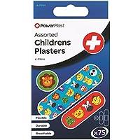 Powerplast 75 Kinder-Pflaster, verschiedene Größen preisvergleich bei billige-tabletten.eu