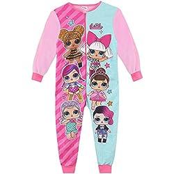 Lol Surprise Pijama Entera para Niñas Dolls Multicolor 5-6 Años