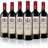 Spanish Red Wine - Posada del Rey Tinto - 6 bottles